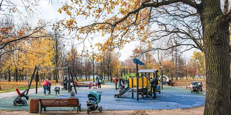 Активный гражданин, Сергей Собянин, Мой район, голосование, благоустройство, детские площадки