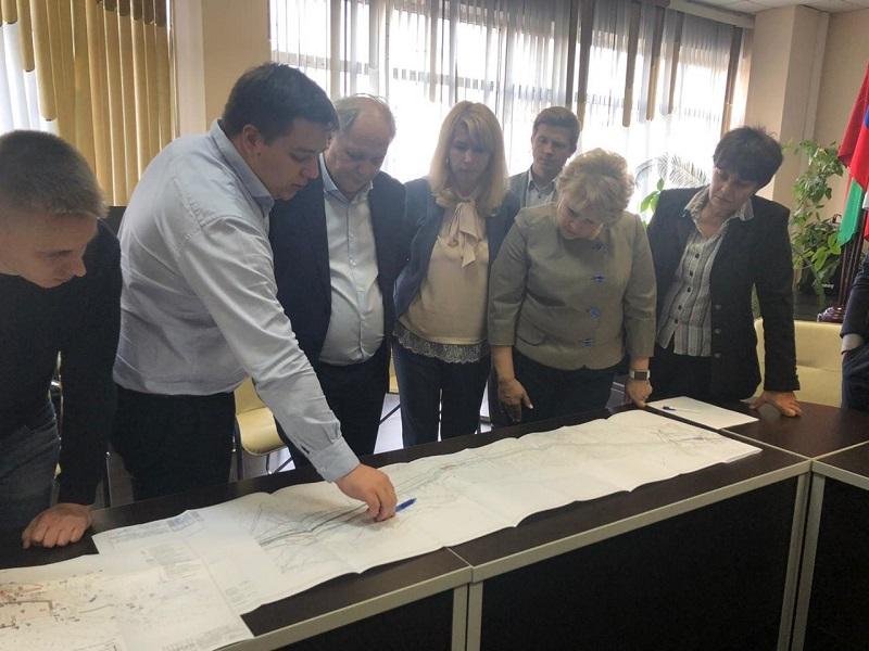 Муниципальные депутаты обсудили строительство БКЛ в Нагатине-Садовниках