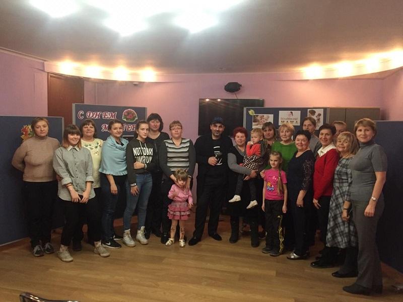 Семейный центр «Берегиня», День матери, праздник, концерт