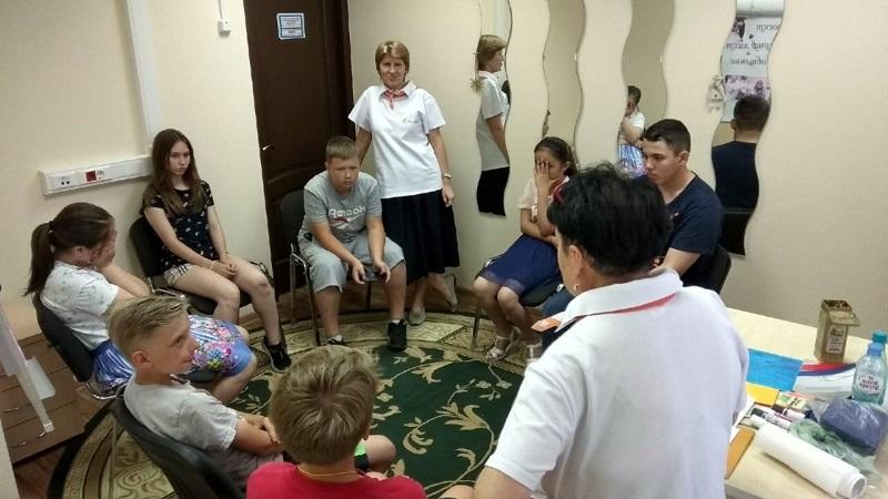 Семейный центр «Берегиня», ЦСПСиД «Берегиня», психологический практикум