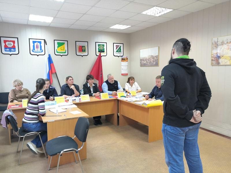 Призыв идет: состоялось очередное заседание призывной комиссии района Нагатино-Садовники