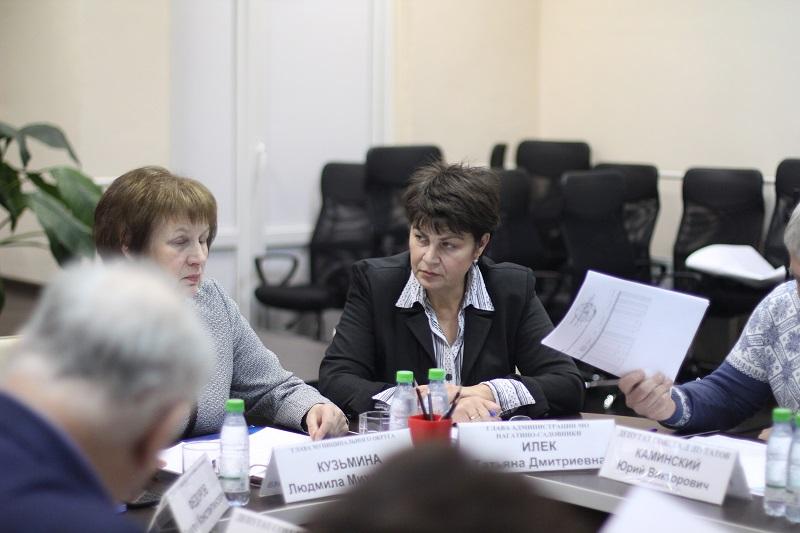В Нагатине-Садовниках прошли публичные слушания по проекту бюджета муниципального округа на 2020 и плановый период 2021-2022 годов