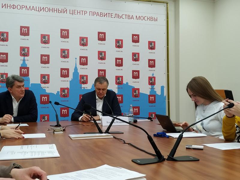 Владимир Жидкин подвел итоги развития Новой Москвы в 2019 году