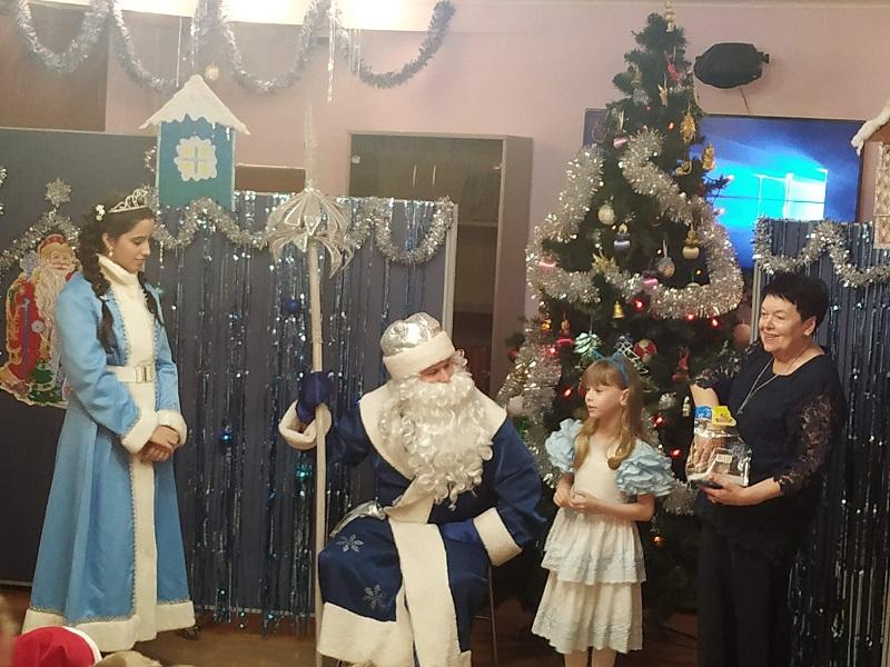 Семейный центр «Берегиня», Новый год, интерактивная программа, спектакль