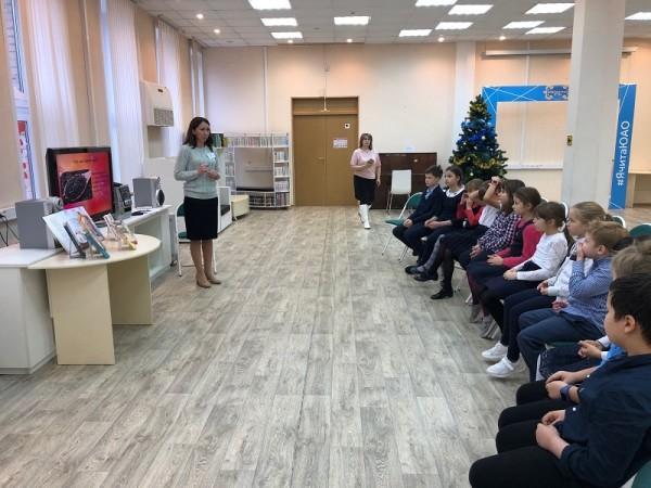 Евгения Резникова, библиотека 136 имени Льва Толстого, школа 507