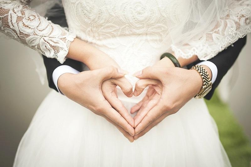 Новый Год, свадьба, ЗАГС, брак, регистрация, молодожены, церемония, Елена Ефремова