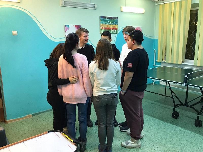 Семейный центр «Берегиня», подростковый клуб «VOZДУХ», тренинг, психология, эмоции