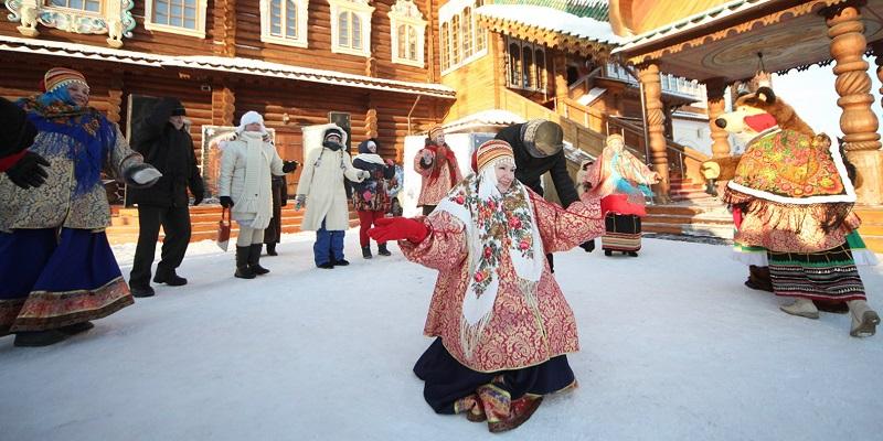 Наталья Сергунина, музей-заповедник «Коломенское», ГМЗ «Царицыно», новогодние каникулы, статистика