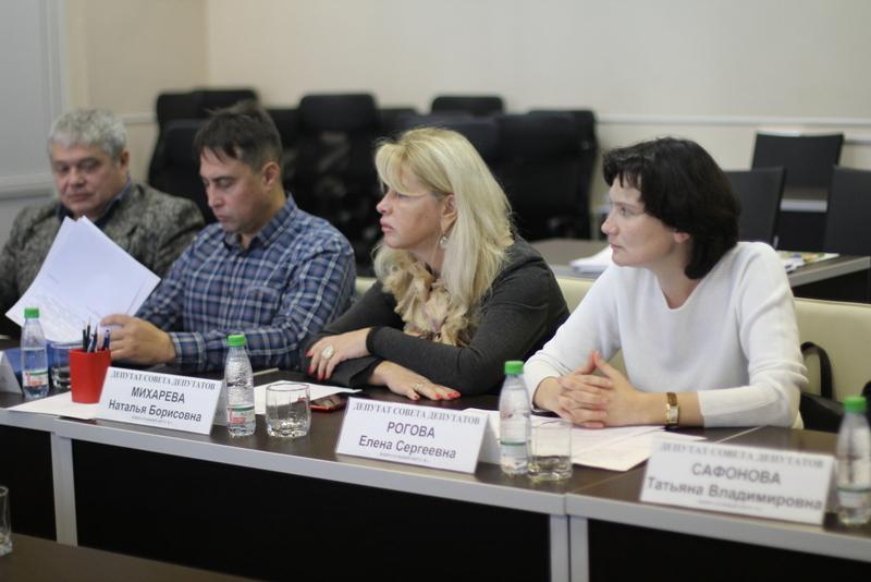 Муниципальные депутаты Нагатина-Садовников проведут отчет-ные встречи со своими избирателями