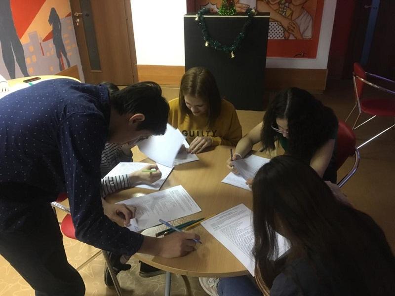 Семейный центр «Берегиня», профориентация, подростковый клуб «VOZДУХ», Мария Измайлова