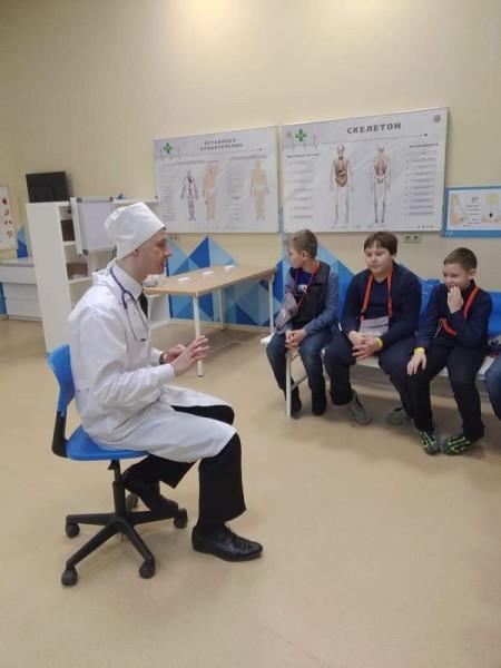 Татьяна Чугунова, школа 507, «КидБург», Лела Самосеева, Светлана Андриянова