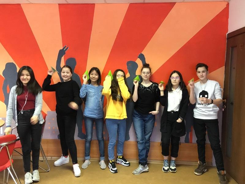 Семейный центр «Берегиня», подростковый клуб «VOZДУХ», День защитника Отечества,