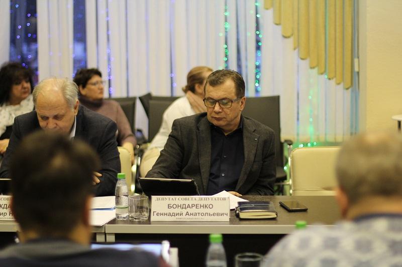 В Нагатине-Садовниках прошло очередное заседание Совета депутатов