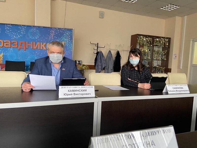 В Нагатине-Садовниках выделят миллион рублей на софинансирование затрат на установку шлагбаумов