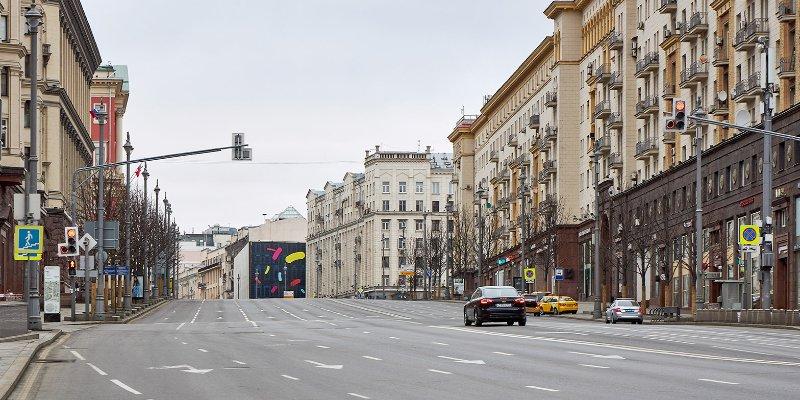 Сергей Собянин, инфраструктура, контроль, режим самоизоляции, система, эпидемиологическая ситуация, пропускной режим